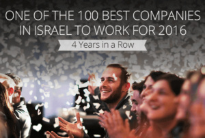 Best Company to Work For In Israel