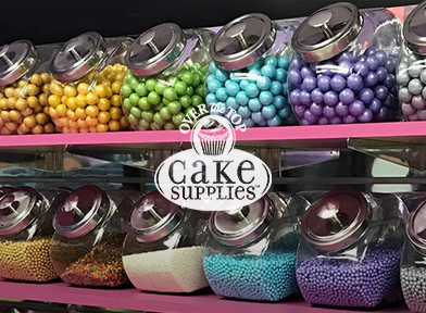 Over The Top Cake Supplies success story cover